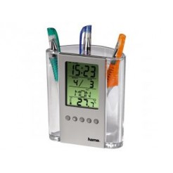 Hama 75299 LCD Thermometer Penhouder